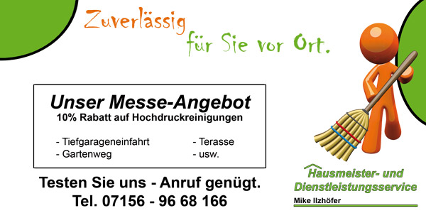 Angebot-Messe